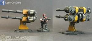 New Quad Cannon